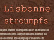 Lisbonne Stroumpfs