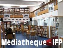 Médiathèque de l'IFP